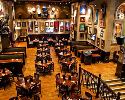 overhead doors for restaurants
