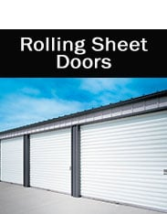 Rolling Sheet Doors NJ & NYC