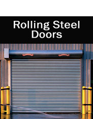 Rolling Steel Doors NJ & NYC