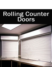 Rolling Counter Doors NJ & NYC