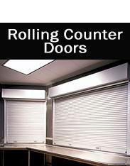 Rolling Counter Doors NJ & NYC