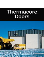 Thermacore Steel Doors NJ