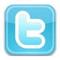 Twitter follow us