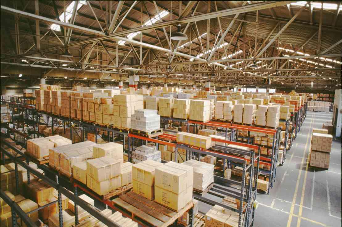 overhead doors for warehouses