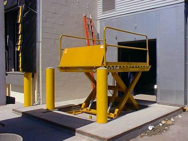 Dock Levelers & Lifts