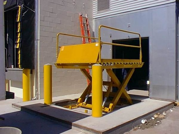 Dock Levelers & Lifts