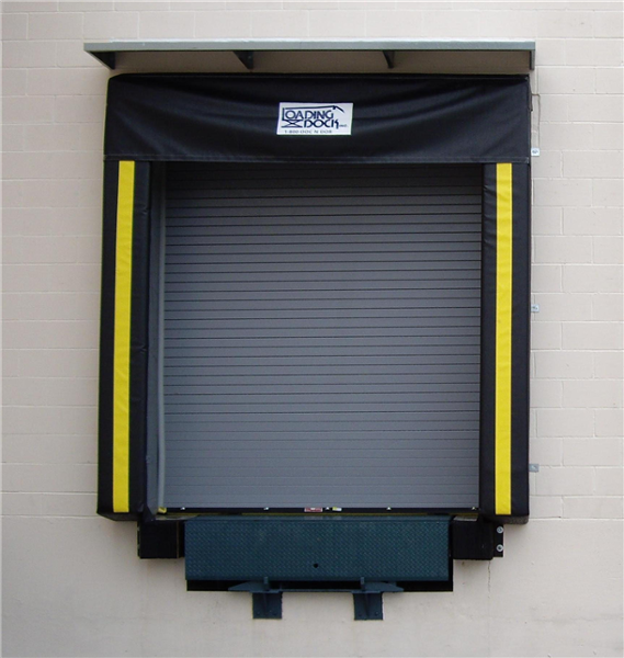 Loading Dock Equipment: Dock Shelter, Dock Levelerss,