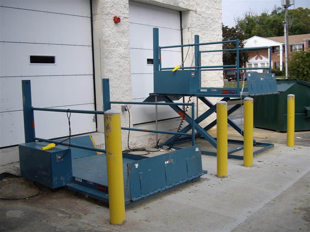 Loading Dock Equipment photo gallery.
