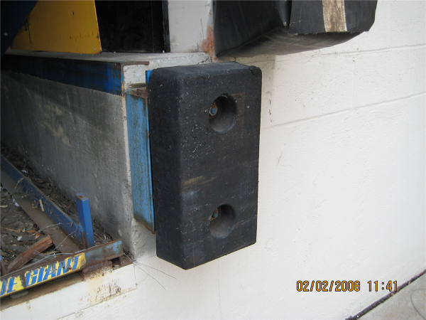 Loading Dock Equipment: Dock Bumpers