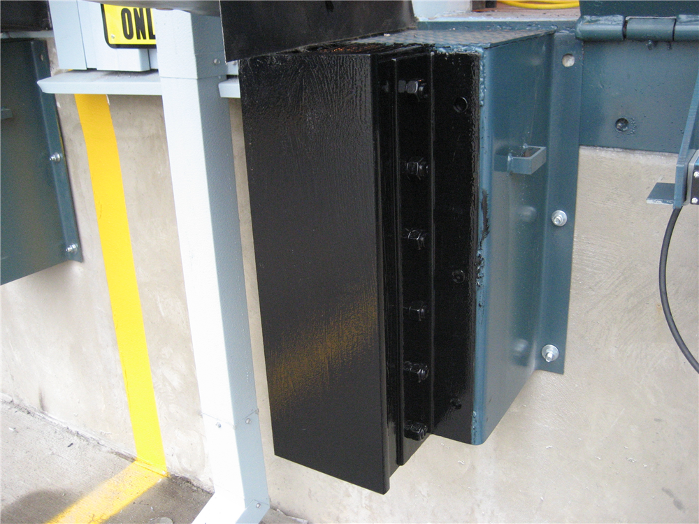 Loading Dock Equipment: Dock Leveler, Dock Bumpers