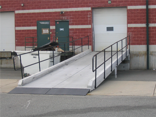 Loading Dock Equipment: Ramps