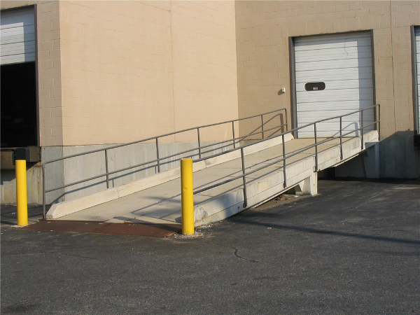 Loading Dock Equipment: Ramp