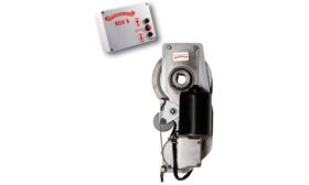UL 325 2010 compliant RDX® commercial operator
