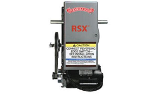 UL 325 2010 compliant RSX® standard duty