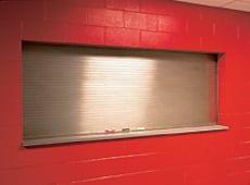 Fire-rated counter door 641 Series