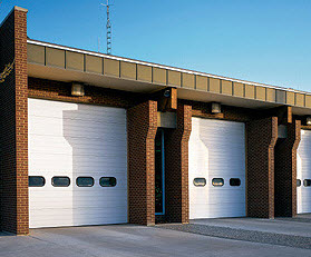 Thermacore® Sectional Doors 593 Series