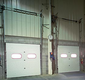 Thermacore® Sectional Doors 598 Series