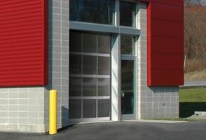 Aluminum Glass Door 511 Series