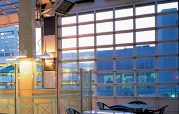 Aluminum Glass Door 521 Series