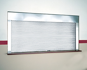 Fire Counter Door Frame 662 and 661 Series