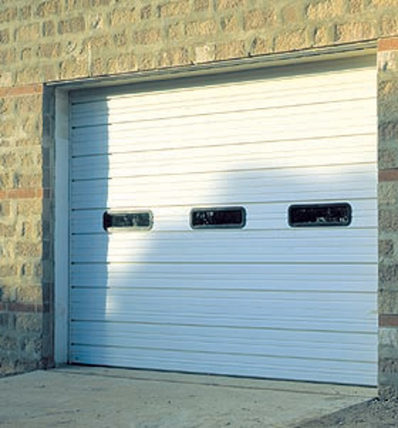 Sectional Steel Door 420 Series