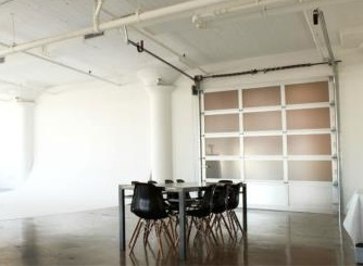 Aluminum Sectional Doors