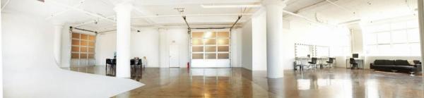 Aluminum Sectional Door