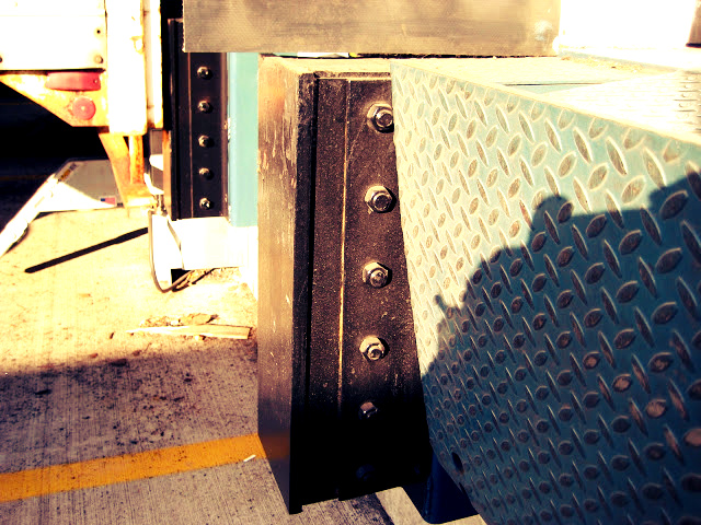 Steel Faced Dock Bumpers in NYC