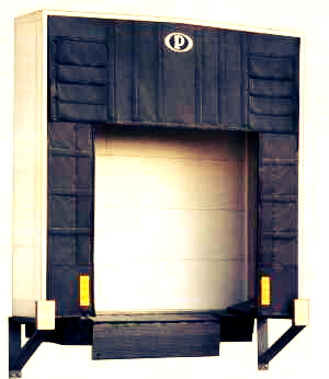 Perma Rigid Shelters are designed to service a variety of truck sizes and types, regardless of dock door size or bumper projection.