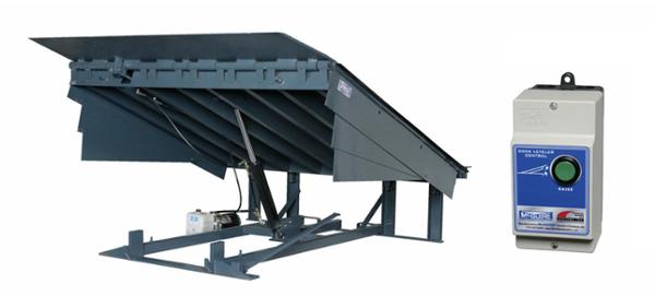 Hydraulic Dock Leveler (McGuire)