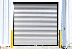 Rolling Steel Door - Stormtite™ AP Model 627