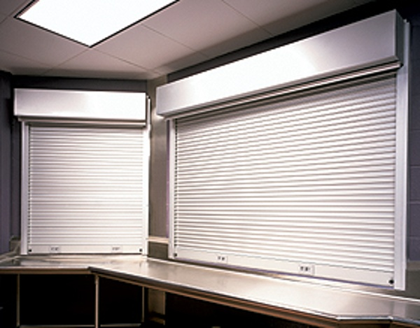 Rolling Counter Shutters