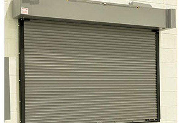 & Fire-Rated Counter Shutters