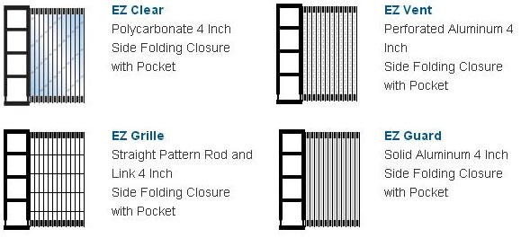 Top 12 Benefits of Side Folding Grilles Doors resized 600