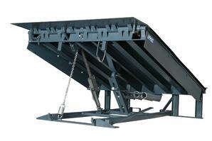 Dock Levelers. Mechanical Levelers