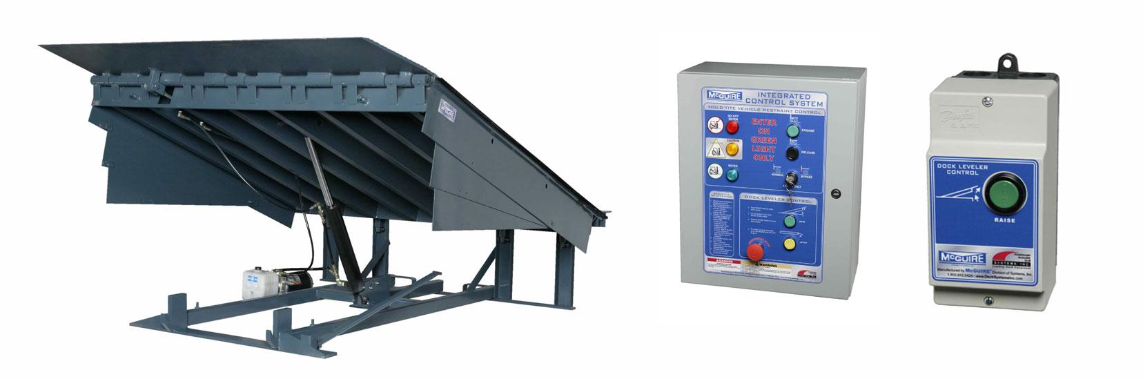 Mcguire Hydraulic Levelers