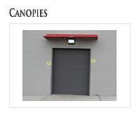 Loading Dock Equipment - Canopies