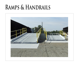 Ramps and Handrails