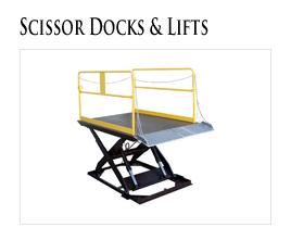 scissor docks