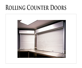 Counter Doors