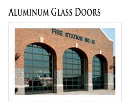 Alumnum Glass Doors