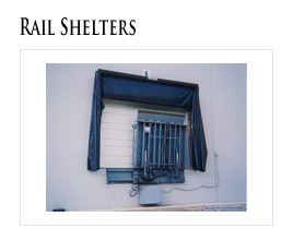 Rail Shelters