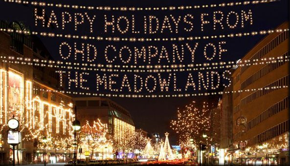 overhead door company happy holidays