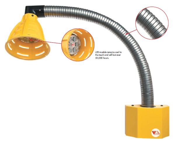 Dock Light Systems