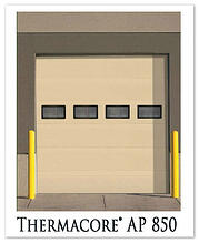 Advanced Sectional Door, Thermacore Doors