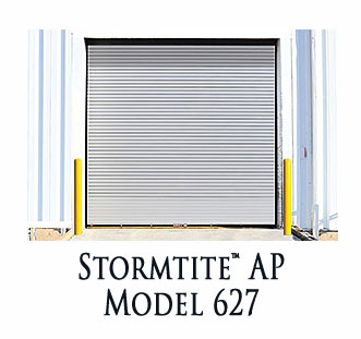 Rolling Steel Door, Stormtite AP Model 627