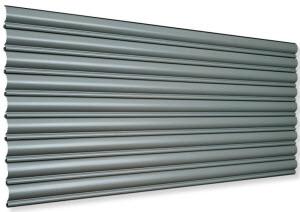 610 Series Metal Rollup Slats