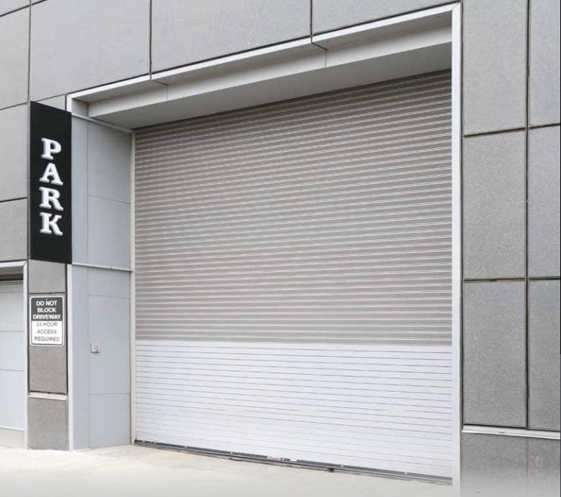 610_Series_Rolling_Steel_Door_by_Overhead_Door_Corporation-NYC.jpg & Finest Doorman Blog | Loading Dock New Jersey - New York | Elizabeth ...