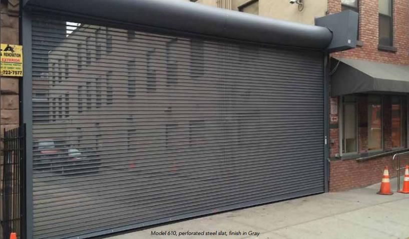 610_Series_Rolling_Steel_Door_by_Overhead_Door_Corporation-Perforated_Steel_Slat_Finish_in_Gray.jpg & Finest Doorman Blog | Loading Dock New Jersey - New York | metal ...