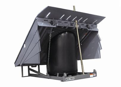 Air Powered Dock Leveler by RiteHite